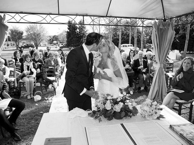 Il matrimonio di Massimiliano e Antonella a Concorezzo, Monza e Brianza 52