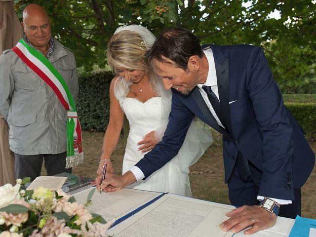Il matrimonio di Massimiliano e Antonella a Concorezzo, Monza e Brianza 57