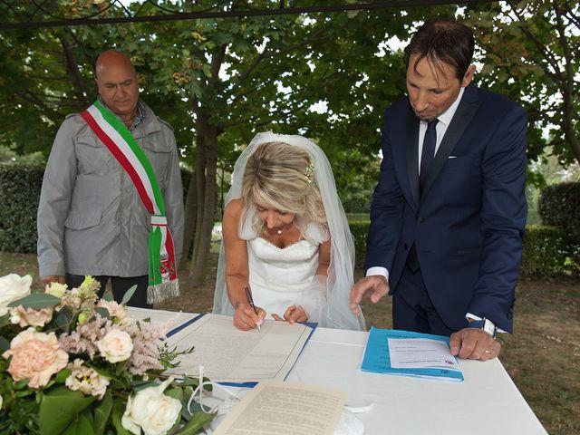 Il matrimonio di Massimiliano e Antonella a Concorezzo, Monza e Brianza 58