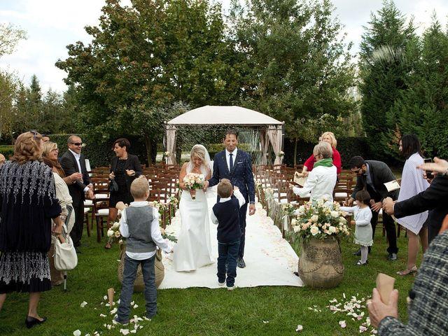 Il matrimonio di Massimiliano e Antonella a Concorezzo, Monza e Brianza 61