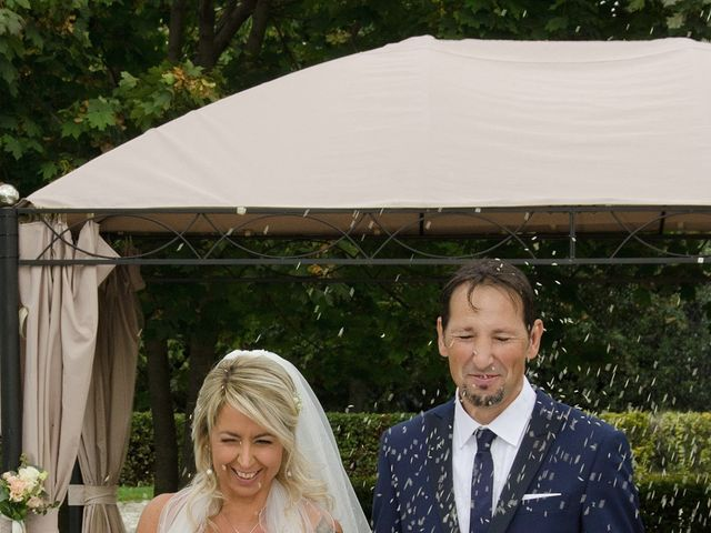 Il matrimonio di Massimiliano e Antonella a Concorezzo, Monza e Brianza 62