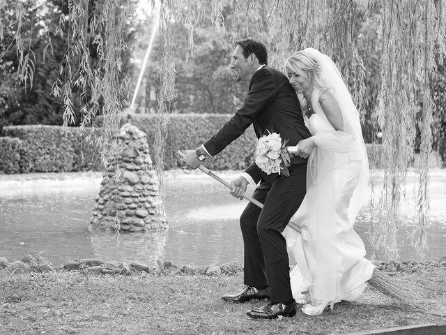 Il matrimonio di Massimiliano e Antonella a Concorezzo, Monza e Brianza 79