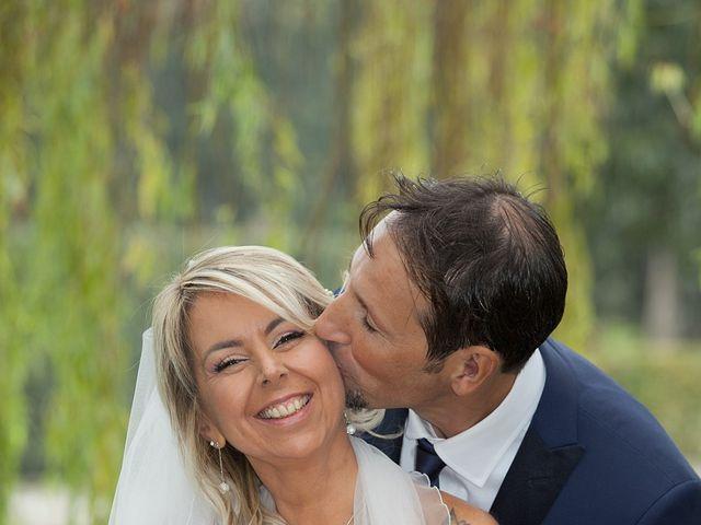 Il matrimonio di Massimiliano e Antonella a Concorezzo, Monza e Brianza 80