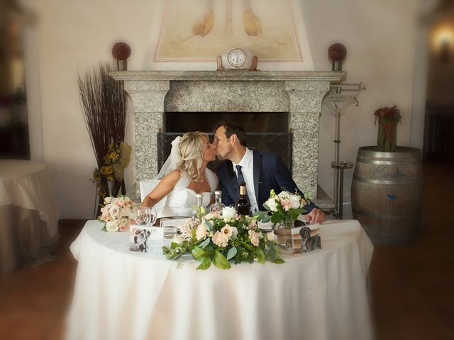 Il matrimonio di Massimiliano e Antonella a Concorezzo, Monza e Brianza 84