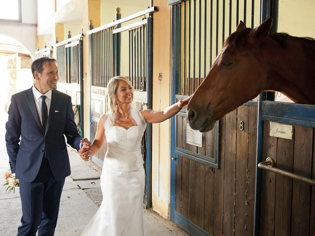 Il matrimonio di Massimiliano e Antonella a Concorezzo, Monza e Brianza 91