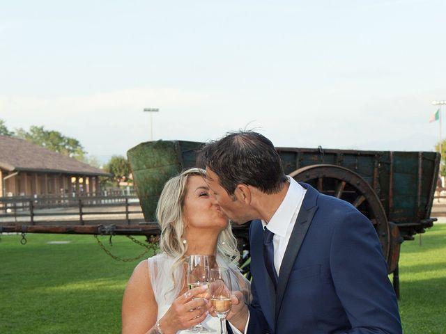 Il matrimonio di Massimiliano e Antonella a Concorezzo, Monza e Brianza 106