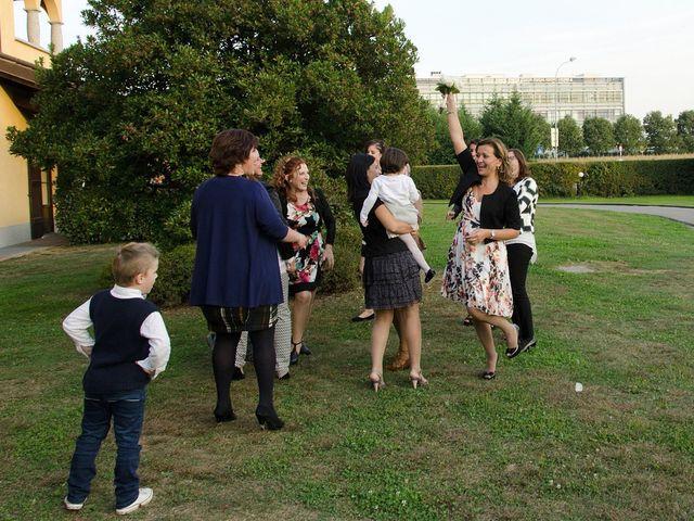 Il matrimonio di Massimiliano e Antonella a Concorezzo, Monza e Brianza 108