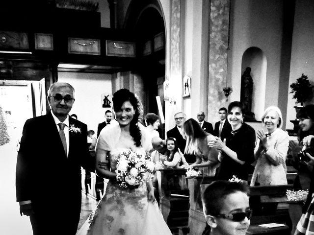 Il matrimonio di Luca e Bea a GeraLario, Como 21