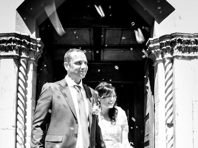 Il matrimonio di Luca e Bea a GeraLario, Como 25