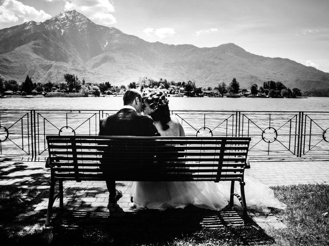 Il matrimonio di Luca e Bea a GeraLario, Como 28