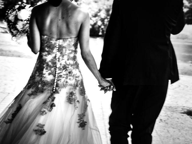 Il matrimonio di Luca e Bea a GeraLario, Como 30