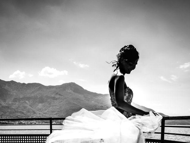 Il matrimonio di Luca e Bea a GeraLario, Como 2