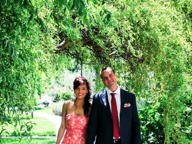 Il matrimonio di Luca e Bea a GeraLario, Como 38