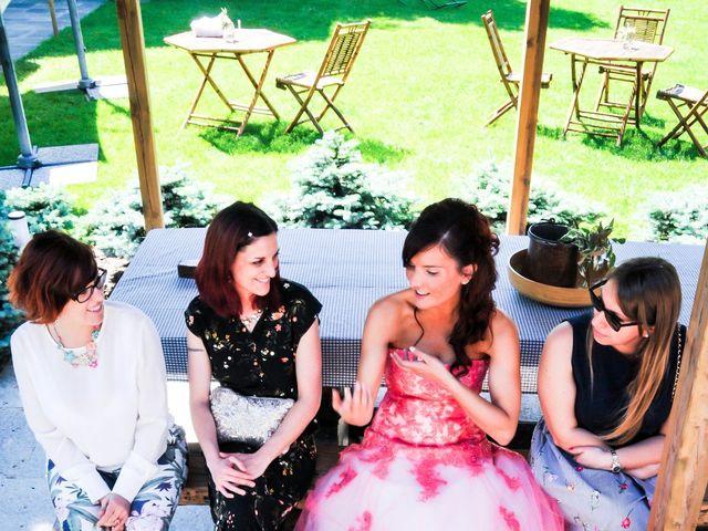 Il matrimonio di Luca e Bea a GeraLario, Como 43
