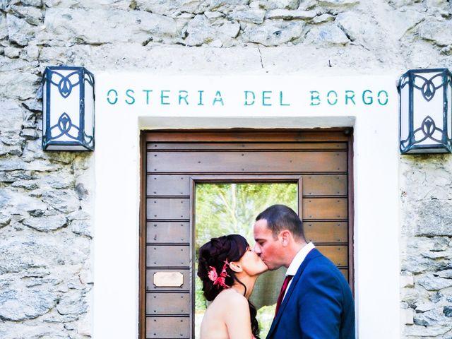 Il matrimonio di Luca e Bea a GeraLario, Como 44
