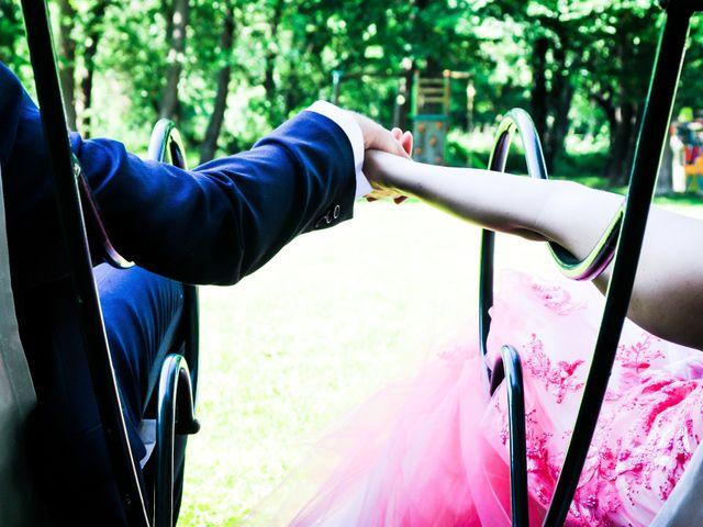 Il matrimonio di Luca e Bea a GeraLario, Como 48