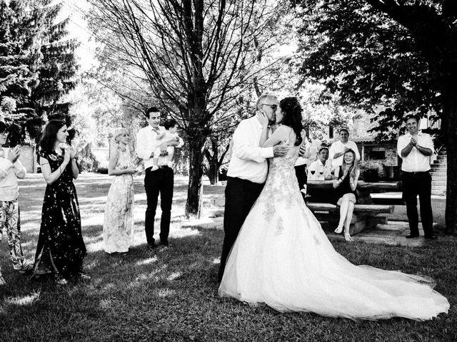 Il matrimonio di Luca e Bea a GeraLario, Como 51