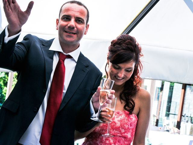 Il matrimonio di Luca e Bea a GeraLario, Como 53