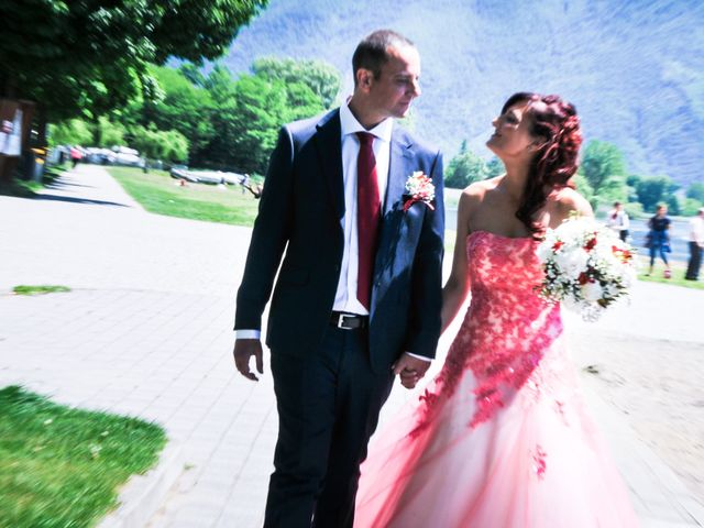Il matrimonio di Luca e Bea a GeraLario, Como 54