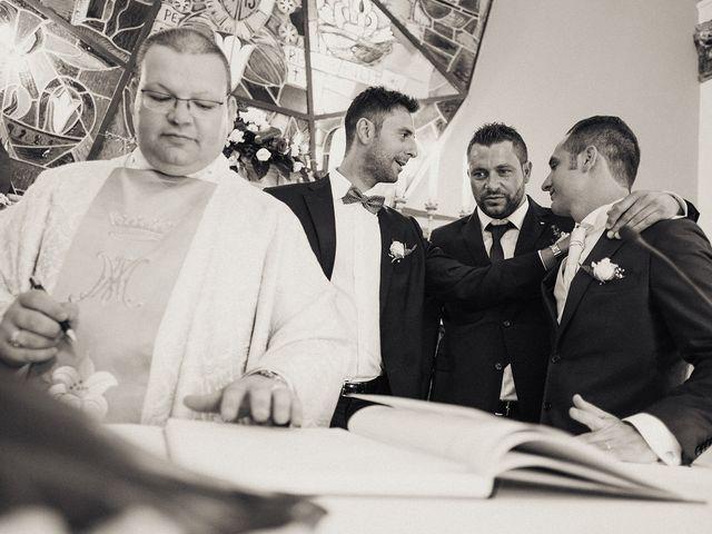 Il matrimonio di Francesco e Imma a Cirò, Crotone 25