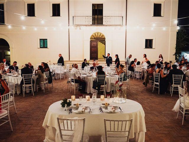 Il matrimonio di Francesco e Imma a Cirò, Crotone 37