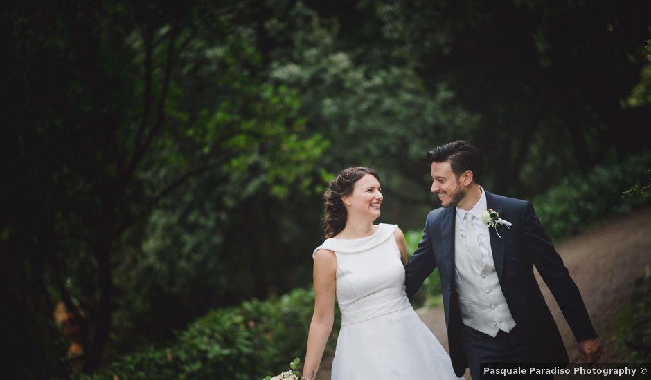 Il matrimonio di Milo e Costanza a Firenze, Firenze