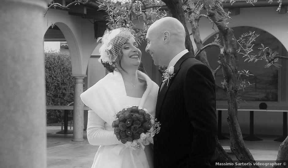 Il matrimonio di Francesco e Maria a Ospitaletto, Brescia