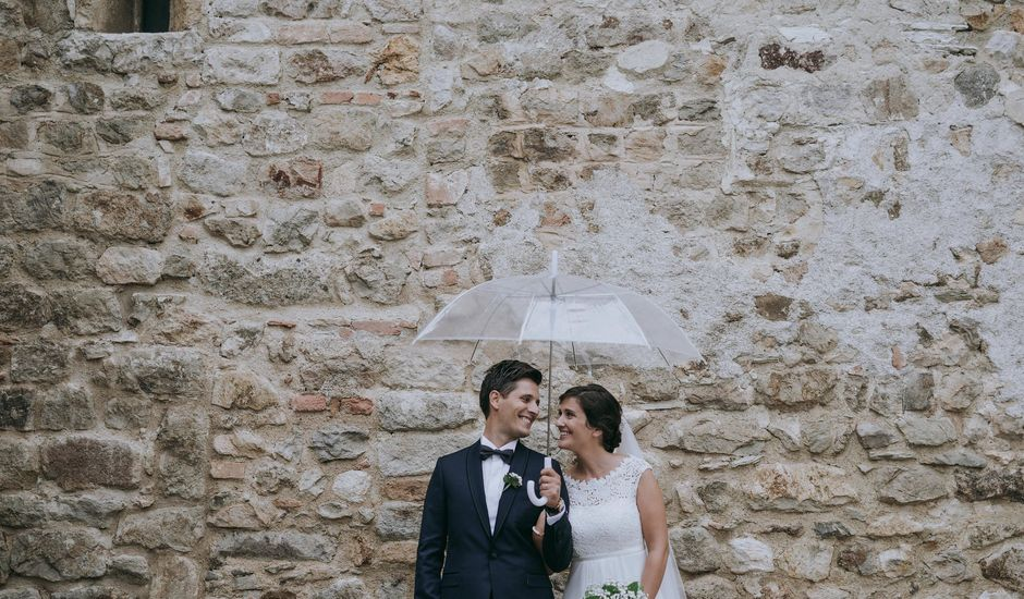 Il matrimonio di Andrea e Lisa a Arquà Petrarca, Padova
