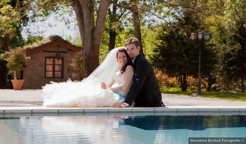 Il matrimonio di Elia e Jessica a Mirandola, Modena