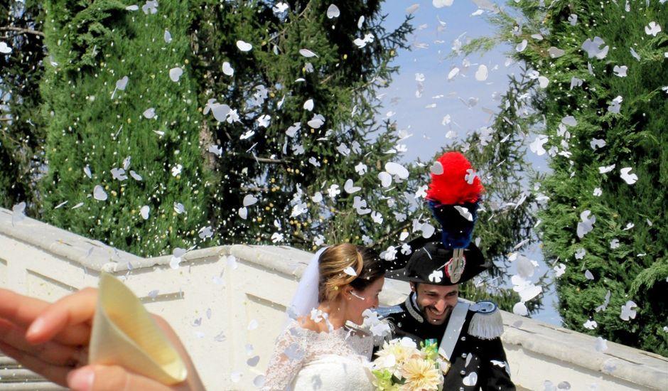 Il matrimonio di Francesco  e Sara a Casalmoro, Mantova