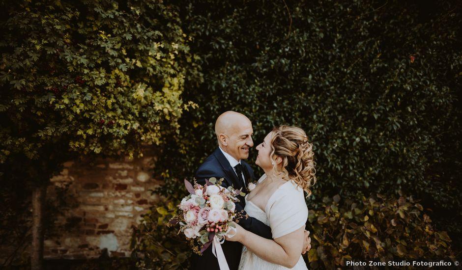 Il matrimonio di Salvatore e Fabiola a Collecorvino, Pescara