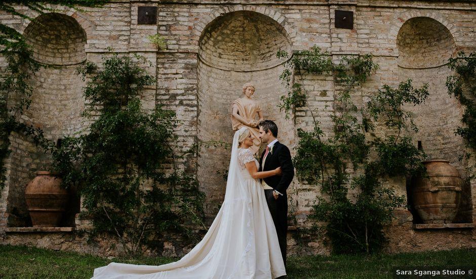 Il matrimonio di David e Leanne a Spoleto, Perugia