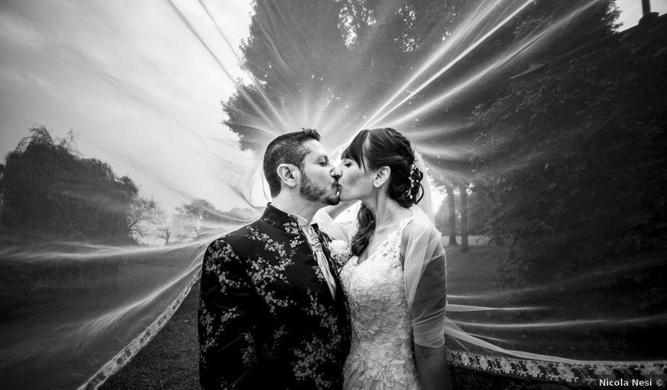 Il matrimonio di Giorgio e Barbara a Sedriano, Milano