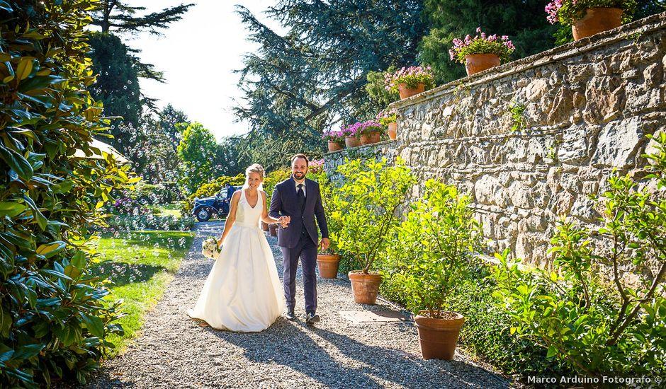 Il matrimonio di Morgane e Michael a Biella, Biella