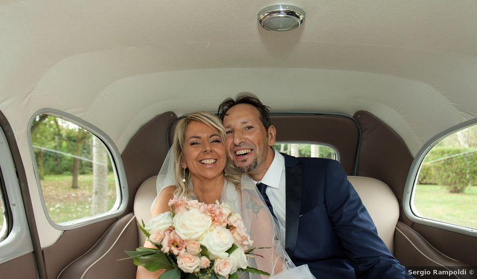 Il matrimonio di Massimiliano e Antonella a Concorezzo, Monza e Brianza