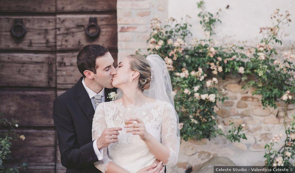 Il matrimonio di Federico e Alessia a Meldola, Forlì-Cesena