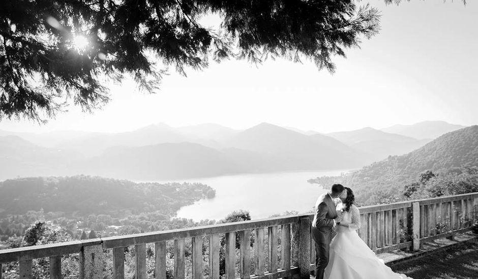 Il matrimonio di Andrea e Erika a Verbania, Verbania