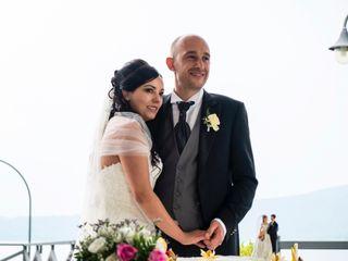 Le nozze di Monia e Riccardo