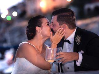 Le nozze di Martina e Maicol