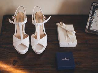 Le nozze di Monica e Giovanni Paolo 1