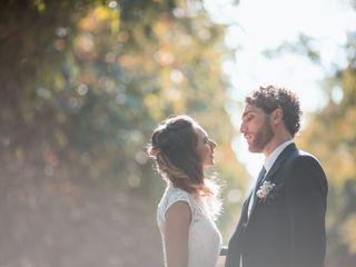 Le nozze di Monica e Giovanni Paolo