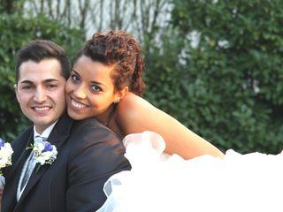 Le nozze di Alberto e Genziana