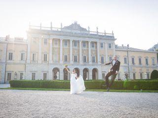 Le nozze di Sara e Vadim