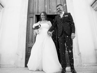 Le nozze di Rossana e Davide
