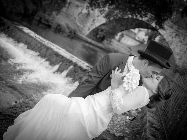 Le nozze di Ramona e Manuele