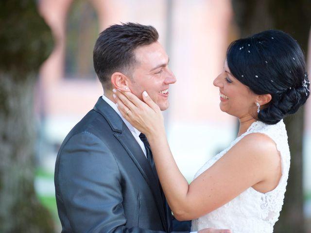 le nozze di Aldo e Paola