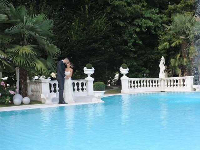 Il matrimonio di Sarah e Antonio a Magnago, Milano 5
