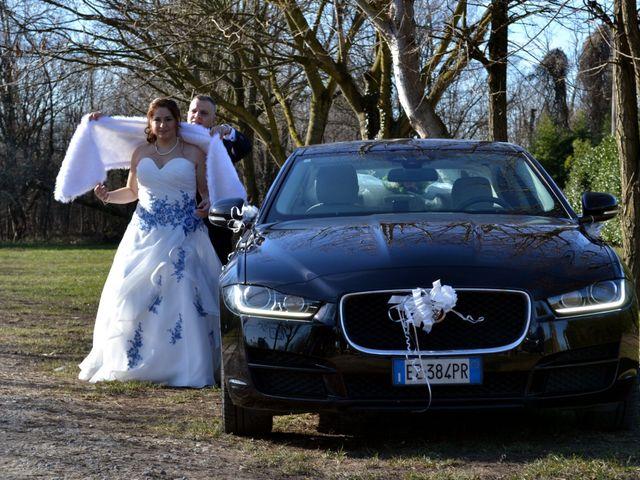 le nozze di Arianna e Saverio