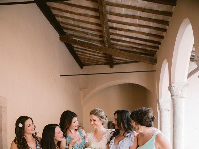Il matrimonio di Alessio e Federica a Spoleto, Perugia 15