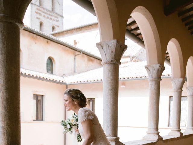 Il matrimonio di Alessio e Federica a Spoleto, Perugia 16